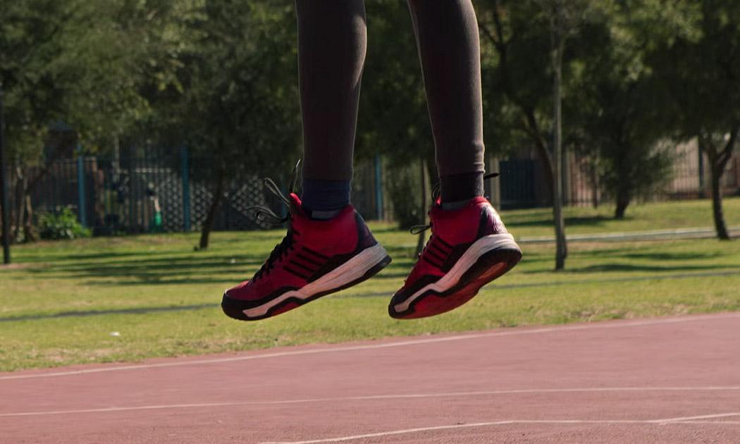 jumping image